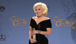Lady Gaga Announces New Album This Year At The Golden Globe Awards