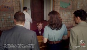 Agent Carters Breaking & Entering 101 - Marvels Agent Carter Season 2, Ep. 1 [HD, 720p]