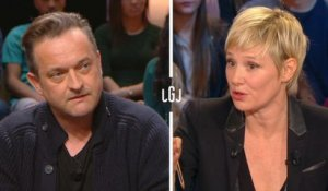Interview de Mickael Wamen (ex-Goodyear) dans Le Grand Journal