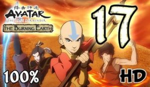 Avatar The Last Airbender: Burning Earth Walkthrough Part 17 | 100% (X360, Wii, PS2) HD