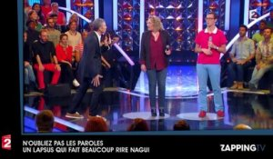 Le Grand Journal : Bouli Lanners pose une question très indiscrète à Miss France (vidéo)