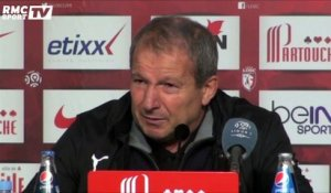"Courbis : ""On a été nerveux mais on a fini à 11"""