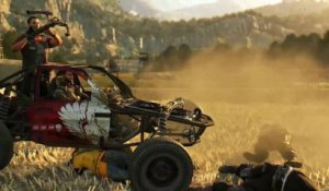 Dying Light The Following : Enhanced Edition - Bande-annonce de lancement