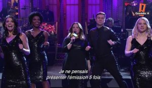 Melissa McCarthy ouvre le Saturday Night Live du 13/02
