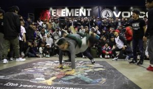 Qualification Marseille Battle Pro : Body Carnival - Japon