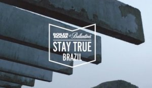 Boiler Room and Ballantine's present: Stay True Brazil [Gilles Peterson + Marcos Valle]