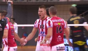 VOLLEY BALL - AJACCIO / CANNES : BANDE-ANNONCE