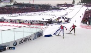 Biathlon - ChM : Marie Dorin-Habert termine en or sur la mass start