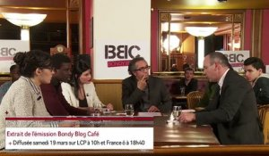Interview Laurent Berger (CFDT) Part.2 - Bondy Blog Café 19/03
