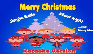 VA - Merry Christmas: Jingle Bells,Silent Night and more Christmas songs to sing-Karaoke Version