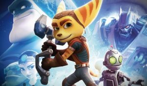 Ratchet & Clank : Story Trailer PS4