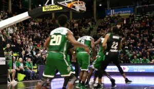 Les coulisses de la Coupe de France : ASVEL - Nanterre