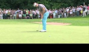 BMW International Open (T2) : La réaction de Victor Dubuisson
