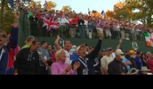 Ryder Cup : Le match des supporters