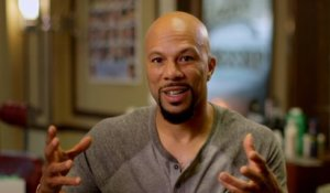 Music Star-Actor Common Talks About Being In 'Barbershop: The Next Cut'
