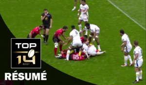TOP 14 – Toulon - Clermont : 18-19 – J20– saison 2015-2016