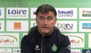 Foot - L1 - ASSE : Galtier «Un match important»