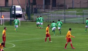 CFA2 : ASSE 3-0 Saint-Priest