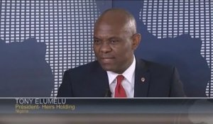 CGECI Academy 2016, L'interview de Tony ELUMELU