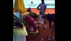 ATP/WTA - Mutua Madrid Open 2016 - Dans les coulisses du Mutua Madrid Open