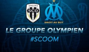 Angers-OM : le groupe olympien