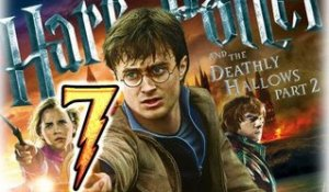 Harry Potter and the Deathly Hallows Part 2 Walkthrough Part 7 (PS3, X360, Wii, PC) Hogwarts Battle