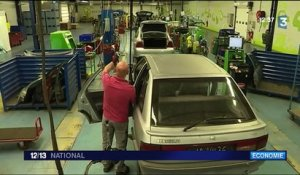 Le recyclage automobile, un business en plein essor