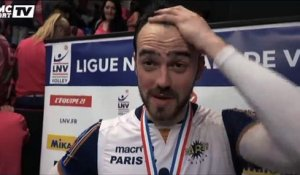 Volley : Paris champion de France