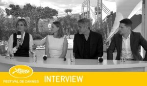 MONEY MONSTER - Interview - EV - Cannes 2016