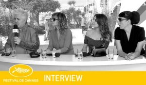 JULIETA - Interview - EV - Cannes 2016