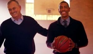 Learn how Jim Calhoun made Kevin Ollie a hero
