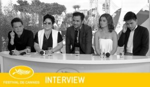 MA ROSA - Interview - VF - Cannes 2016