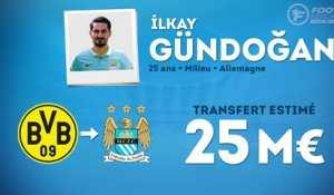 Officiel : Gundogan s'engage avec Manchester City !