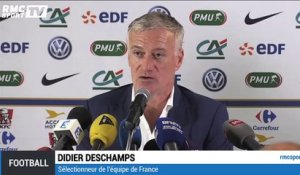 "Deschamps : ""C'est positif mais on ne va pas s'enflammer"""