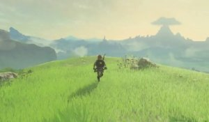 The Legend of Zelda Breath of the Wild  Bande-annonce