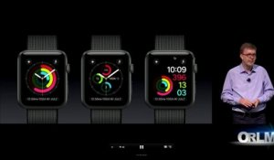 ORLM-232 : 5P, Watch OS 3 - Apple revoie son interface!