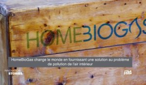 Innovation Stories - épisode 15  | HOMEBIOGAS