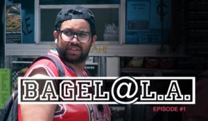Le Bagel à Los Angeles #1 - Studio Bagel