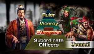 Romance of the Three Kingdoms 13 - Promotional Trailer #2