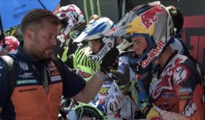 EMX250 Race 2 Best Moments Round of Lombardia 2016