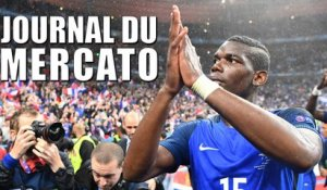 Journal du Mercato : la Premier League met le feu au marché !
