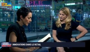 "Innovations dans le Retail: ""New York est vraiment le laboratoire du retail de demain"", Catherine Barba - 09/07"
