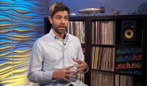"Adrian Grenier: Filming ""Marauders"" Felt ""A Little Dangerous"""