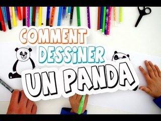 Tutoriel Comment Dessiner Un Panda