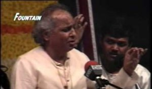 Pandit Jasraj Live Program Part 2