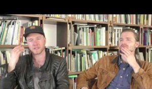 Wild Beasts interview - Hayden and Tom (part 2)