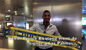 Le but fantastique de Kevin-Prince Boateng