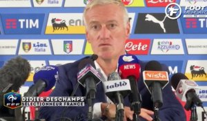 Deschamps a apprécié le spectacle