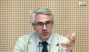 Audition de Pascal SAINT-AMANS (OCDE) - Evitement fiscal - cese