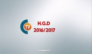 Passion Sport : présentation du HGD 2016-2017 (Replay)
